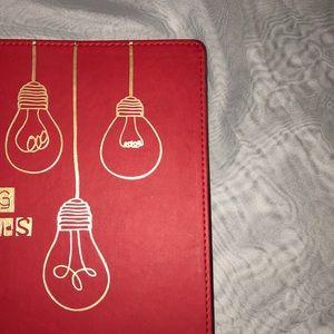 NWOT Markings BIG IDEA Journal